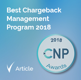 Verifi Wins CNP Award for Best Chargeback Management Program for 6th Consecutive Year